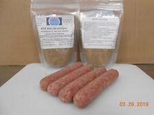 HOT DOG  seasoning  7.1 oz for 10 lb meat