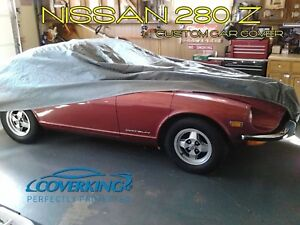 Nissan 280 Z 1975-1978 4 Seater Coverking Triguard Custom Fit Car Cover