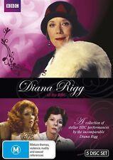 Diana Rigg At The BBC (DVD, 2012, 5-Disc Set) New Region 4