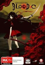 Blood-C: Series Collection NEW R4 DVD