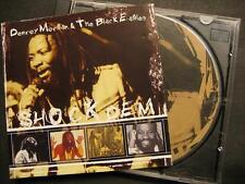 "DENROY MORGAN & THE BLACK EAGLES ""SHOCK DEM"" - CD"