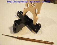 Cello repair/install tool:New Redressal Cello Bridge (Machine and cutter )