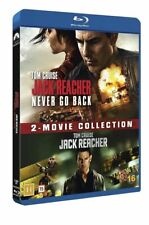 Jack Reacher & Never Look Back - 2 Movie Collection (Blu-Ray Set)