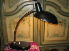 LAMPE ANCIENNE ARTICULÉE DES ANNÉES 1950/60 EN FER DESIGN INDUSTRIEL-N°VS12