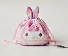 Cute My Melody Cotton Drawstring Draw String Storage Bag Candy Bag Gift Bag
