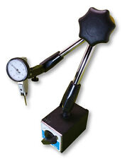 SUPPORT MAGNETIQUE MECA NO7 + Comparateur à Palpeur Course 0,8mm