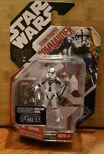 Star Wars The Force Unleashed Stormtrooper Commander Pre-order Exclusive N.I.B.