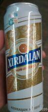 Collectible Beer Can Xırdalan Non Filtered Azerbaijan Empty 0.450 Bottom Opened