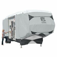 SkyShield DeluxeToy Hauler RV Motor Home Cover Fits Toy Hauler 23-26 Foot