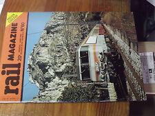 8µ? Revue Rail Magazine n°60 Toulouse vapeur 220 serie 500 150 P Tram St Etienne