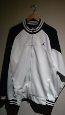 Nike Air Jordan Flight Era Track Suit Jacket Size L White