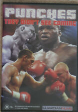 PUNCHES THEY DIDN'T SEE COMING – DVD