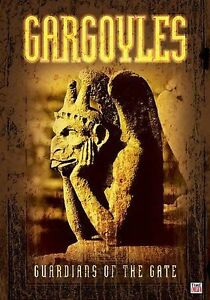 Scarce Sealed New Gargoyles - Guardians at the Gate (DVD, 2005) NEW SEALED OOP