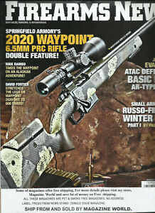 FIREARMS NEWS MAGAZINE,  MARCH, 2021  ISSUE,  # 5  DISPLAY MARCH, 22nd 2021