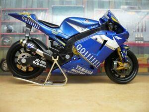 Yamaha YZR-M1  Valentino Rossi World MotoGP 1:18