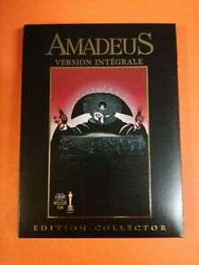 DVD - AMADEUS de Milos Forman - version intégrale - Mozart Drame - Yooplay