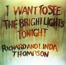 LP-R.& L. TOMPSON- I WANT TO SEE THE BRIGHT -LP- NEW VINYL RECORD