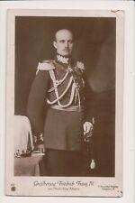 Vintage Postcard Frederick Francis IV, Grand Duke of Mecklenburg-Schwerin