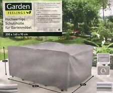 Abdeckplane Schutzhülle Gartentisch Für Gartenmöbel Sitzgruppe Abdeckung Neu