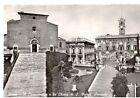 Cartolina Roma Il Campidoglio e la Chiesa S. Maria Aracoeli 1961 (ZU189)