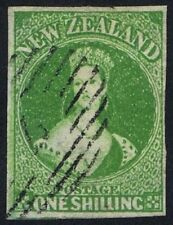 Cats Used Single New Zealand Stamps
