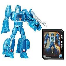 Hasbro Transformers Generations Titans Return Deluxe Hyperfire Blurr Figuresale