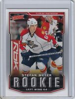 STEFAN MEYER ROOKIE Card RC 2007 2008 UPPER DECK VICTORY NHL #339 PANTHERS