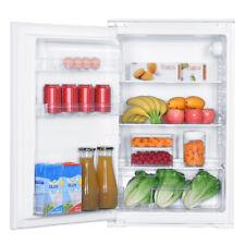 YUNA Einbau Vollraumkühlschrank Fedora EKS130 Schleppscharnier 129L 88cm