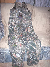 Boys 2X Bib Overalls Insulated Coveralls Camo Bibs Realtree Camo Hunting Bibs