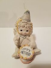 Dreamsicles Angel Cherub #Dc133 Happy Birthday With Hat 1995