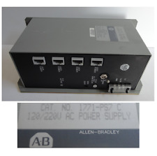 ALLEN-BRADLEY 1771-PS7 C AC POWER SUPPLY *