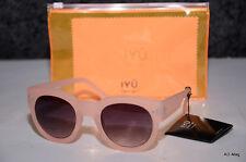 Lunettes de soleil sunglasses viseur homme femme OR ROSE shooter