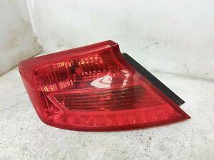 12 13 Honda Civic 2Dr Rear Driver Left Brake Tail Light Lamp 33550-Ts8-A01