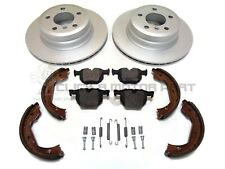 E70 MINTEX FRONT DISCS AND PADS 332mm FOR BMW X5 3.0 TD 30D 2007-10