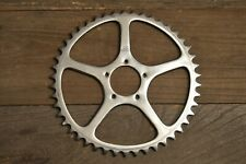 Cyclo Steel Chainring 5-Pin 46T NOS for Randonneur TA Specialites
