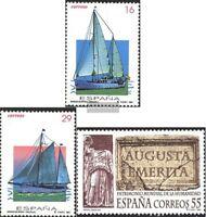 Spanien 3171-3172,3173 (kompl.Ausg.) postfrisch 1994 Sondermarken