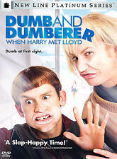 Dumb and Dumberer: When Harry Met Lloyd DVD Troy Miller(DIR) 2003