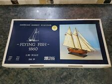 Modellismo COREL 1/50 Flying Fish 1860 NAVE IN LEGNO OTTIME CONDIZIONI MOLTO RARO