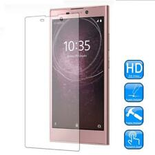 Tempered Glass Film Clear Screen Protector Anti-Shatter Scratch forSony Xperia