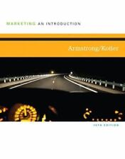 Marketing : An Introduction by Gary Armstrong and Philip Kotler (2010,...