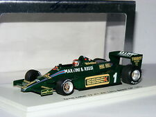 Spark S1851 Martini Lotus 79 Mario Andretti 1979 Long Beach GP 1/43