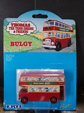 Vintage Thomas The Tank & Friends Bulgy Diecast Shining Time Station Railway Bus