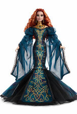 The Global Glamour Sorcha Barbie Doll  Collectible  DYX75  New