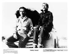 PARIS TEXAS great 8x10 still HARRY DEAN STANTON & DEAN ROCKWELL -- c319