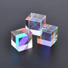 optical glass defective x-cube prism cross dichroic rgb splitter for teacGT