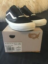 Vans Our Legacy Old Skool Pro '92. Black. Size 9.5. New In Box.
