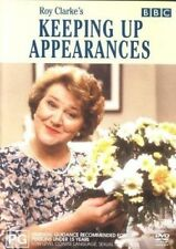 "Keeping Up Appearances : Series 1-2 (DVD 3-Disc Set) Region 4 ""NEW AND SEALED"""