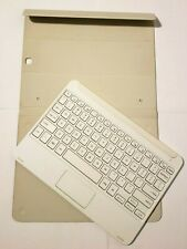Samsung Case Galaxy S2 Bluetooth White mobile device keyboard Cover - White