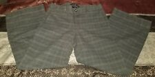 Womens Gap Trouser Gray Dress Pants Size 4