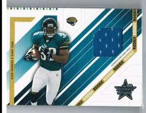 2004 Leaf Rookies and Stars Longevity Emerald #269 Greg Jones NM-MT MEM Jersey